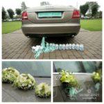 kāzu auto, kāzu dekori