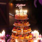 Kāzu Aģentūra, dzimšanas dienas torte, tortes galda noformējums