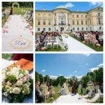 kāzas Mežotnes pils parkā, wedding in Mežotne castle