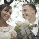 kāzu bildes, jaunais pāris