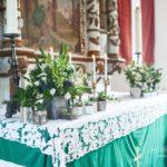 kāzu floristika, kāzu noformējums