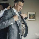 līgavainis, kāzu rīts, uzvalks