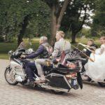 motocikli kāzās, kāzu atrakcijas