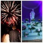 salūts kāzās, kāzas pilī, kāzu ziedi, vip kāzas