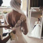 līgavas kleita, kāzu rīts, kāzu rīta pucēšanās