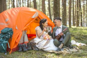 telts kāzās, oriģinālas kāzas, Kāzu Aģentūra