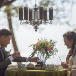 kāzu romantiskais galdiņš, Kāzu Aģentūra