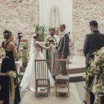 kāzu ceremonija, baznīcā kāzas