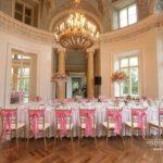 Mežotnes pils kāzās, kāzu svinības, laulību ceremonija, tēvs un līgavainis kāzās, Kāzu Aģentūra
