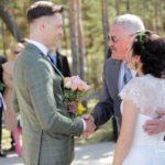 laulību ceremonija pie jūras, Kāzu Aģentūra
