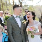 jaunā pāra emocijas kāzās, Kāzu Aģentūra
