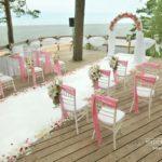 laulību ceremonija, kāzu arka, noformējums, Kāzu Aģentūra