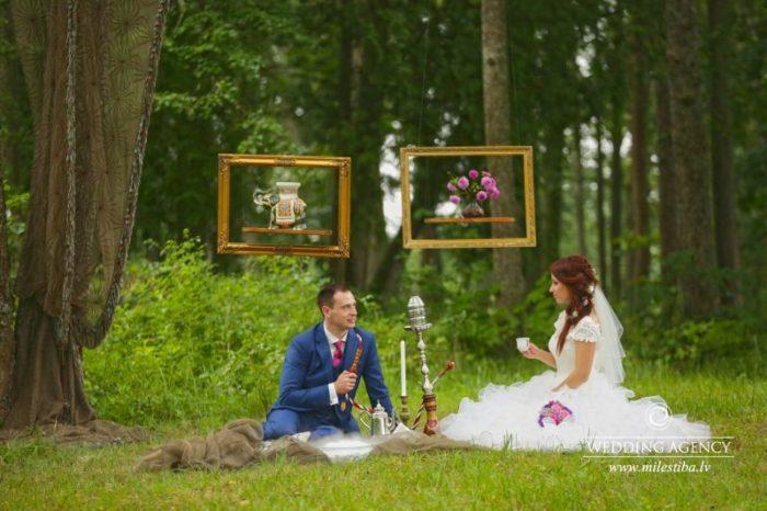 noformējums kāzās, Kāzu Aģentūra, milestiba.lv